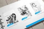 AE模板:企业宣传图册动画 Videohive Clean Presentation
