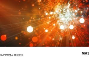 AE模版-超强粒子光线汇聚LOGO/图片/文字效果 VideoHive Massive