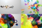 AE模板-彩色粒子元素LOGO汇聚 VideoHive Openers