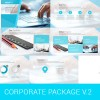AE模板-企业公司商品宣传2 VideoHive Corporate Package V.2