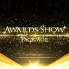 AE模板 金色粒子电视颁奖晚会包装 – 人物介绍 字幕条 片头 落版文字