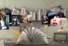 AE模版:三维翻书电视栏目展示 节目预告包装 图文展示