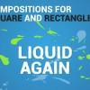 AE模版:MG液体动态效果标志展示与转场动画
