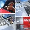 AE模版:广播电视栏目包装动画 Television Broadcast News Pack