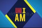 AE模版:MG动画平面图形个人简历介绍 4129165 promo who i am