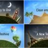 AE模版:新版快乐环球旅行动画 Happy Journey