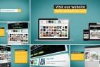 AE模板:网站推广宣传动态效果展示 Dynamic Website Promotion