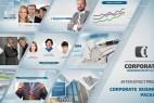AE模版:公司企业宣传推广介绍栏目包装效果 corporate-business-package 8417570