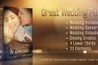 AE模版:甜蜜爱情完美婚礼包装动画 Wedding Pack - Lovely Memories