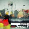 AE模板 中国风彩色水墨体育设计模板 Basketball Broadcast Design