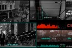 AE模版:监控闭路电视画面展示效果 CCTV Surveillance Pack