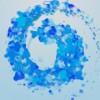 AE模版:流动墨迹LOGO标志展示片头 Painterly Logo