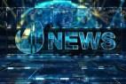 AE模版:三维电视新闻栏目包装片头  TV News