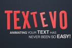 AE脚本 文字标题弹跳动画效果 Aescripts TextEvo + 使用教程