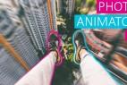 AE模版:平面图片转换成移轴三维空间动画视频效果 Photo Animator