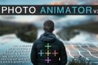 AE模版:4K平面图片转换成移轴三维空间摄像机动画视频效果 V3