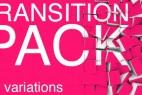 AE模版:70种动态个性转场效果工程 70 Transition Pack