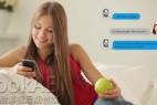 AE模板:手机短信信息弹窗动画效果 Text Messaging