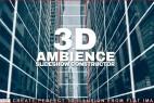 AE模版:又一套平面图片转换成真是三维摄像机空间动画效果