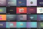 AE模板:20组简介文字标题小标签动画效果 Motion Titles Pack