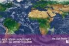 AE模板:4K高质量2D/3D全球世界地图定位指引示意展示效果工具包