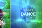 AE模板:动感活力夏日活动聚会图文展示包装 Summer Party