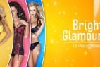 AE模板:魅力时尚绚丽幻灯片图文展示栏目包装 Glamour
