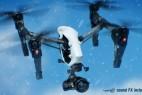 AE模板:无人机航拍四轴飞行器空中展示动画 Quadcopter