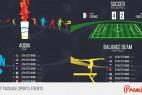 AE模板:体育运动比赛MG扁平栏目包装效果  4K高清分辨率