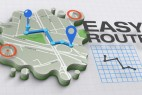 AE模板+脚本:三维地图随意定点连线标识动画效果 3D Maps Creator