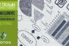 AE模板:80组手绘素描公司企业信息图表展示动画元素工具包