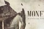 AE模板:画面叠加多种曝光效果图文展示电影预告片 Monex Historical Title