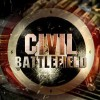 AE模板:Element 3D 三维影视动作枪战标题片头 Civil War