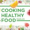 AE模板-水果蔬菜餐厅厨房美食电视栏目包装宣传片头视频