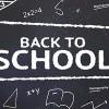 AE模板:校园黑板粉笔风格图文展示效果 Back to School