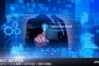 AE模板:高科技HUD信息界面商务公司企业包装片头 Corporate Logo Reveal