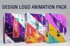 AE模板:动感时尚活力MG图形动画LOGO展示 Design Logo Animation Pack