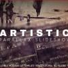 AE模板:复古艺术气息视觉冲击图文切换展示 Slideshow