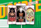 AE模板:手机APP应用UI界面展示介绍宣传片 Mobile App Ui Promo
