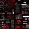 第七季 AE模版-187种HUD高科技信息化动态UI元素包