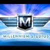 AE模板:震撼史诗粒子光束碰撞发光LOGO标志展示 Epic Movie Logo