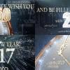 AE模板:2017新年倒计时动画 2017 New Year Countdown