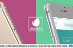 AE模板:简洁动感三维手机界面应用展示介绍 Modular App Promo