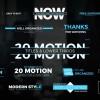 AE模板:文字标题字幕条排版动画 Motion Titles & Lower Thirds 1