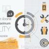 AE模板:400个日常生活经济商务教育icon图标MG动画元素