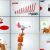 AE模板:公司企业宣传手势动画图文推广介绍 Corporate Profile With Hand Gestures