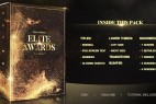 AE模板:大气金色粒子飞舞颁奖典礼栏目包装 Elite Awards Pack