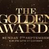 AE模板:大气金色粒子颁奖典礼文字标题片头 Golden Awards Promo
