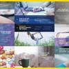 AE模板:通用标题图像切换动画包装 Universal Slides
