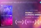 AE模板:平面图片转三维摄像机空间动画 4K高级版 Photo Motion Pro